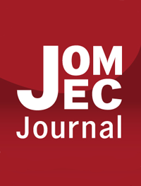 cover image for the JOMEC Journal journal