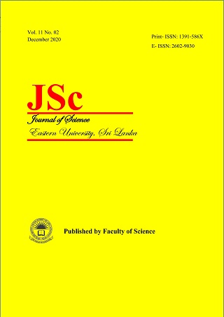 cover image for the Journal of Science journal