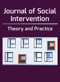 cover image for the Journal of Social Intervention: Theory and Practice journal