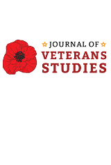 cover image for the Journal of Veterans Studies journal