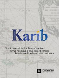 cover image for the Karib – Nordic Journal for Caribbean Studies journal