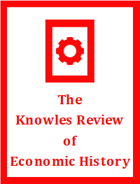 cover image for the Knowles Review of Economic History journal