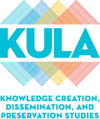 cover image for the KULA: knowledge creation, dissemination, and preservation studies journal