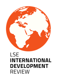 cover image for the LSE International Development Review journal