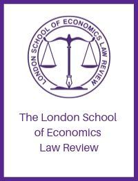 cover image for the LSE Law Review journal