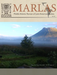 cover image for the Middle Atlantic Review of Latin American Studies journal