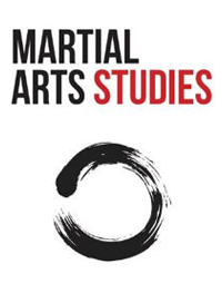 cover image for the Martial Arts Studies journal