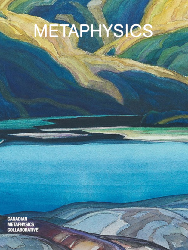 cover image for the Metaphysics journal