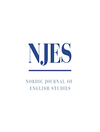 cover image for the Nordic Journal of English Studies journal