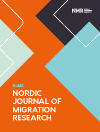 cover image for the Nordic Journal of Migration Research journal