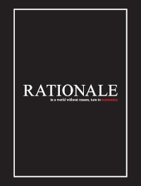 cover image for the Rationale journal