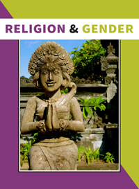 cover image for the Religion and Gender journal