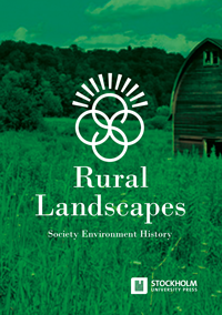 cover image for the Rural Landscapes: Society, Environment, History journal