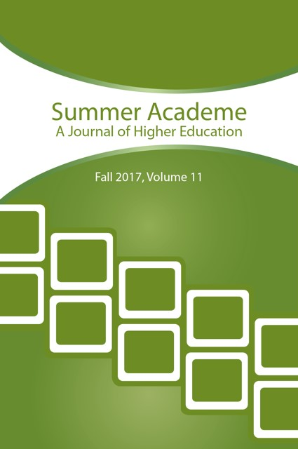 cover image for the Summer Academe: A Journal of Higher Education journal