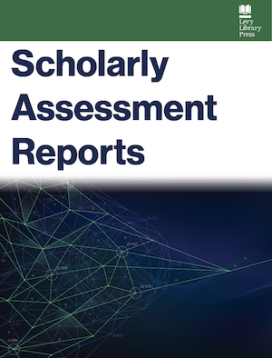 cover image for the Scholarly Assessment Reports journal