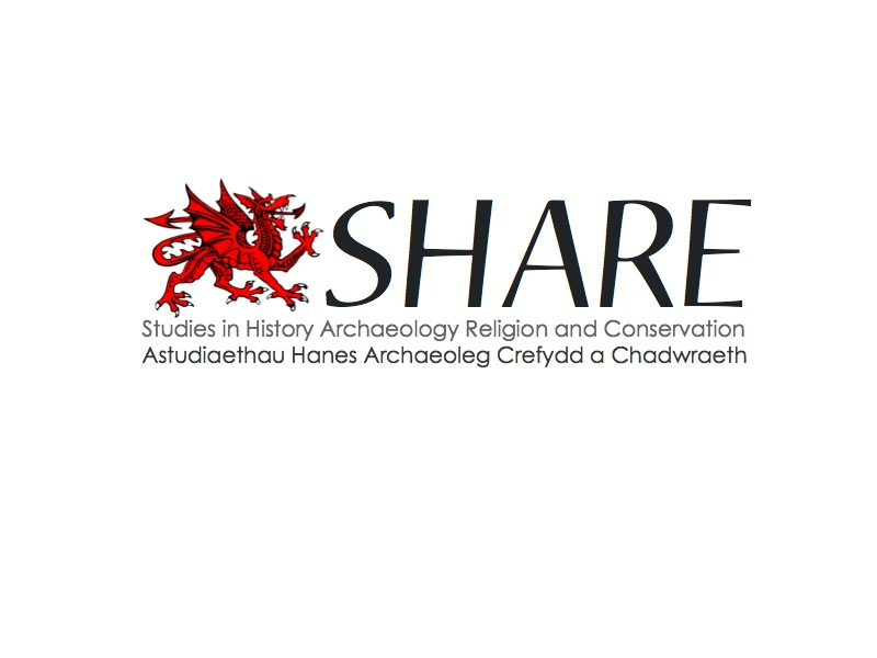 cover image for the SHARE: Studies In History, Archaeology, Religion And Conservation journal