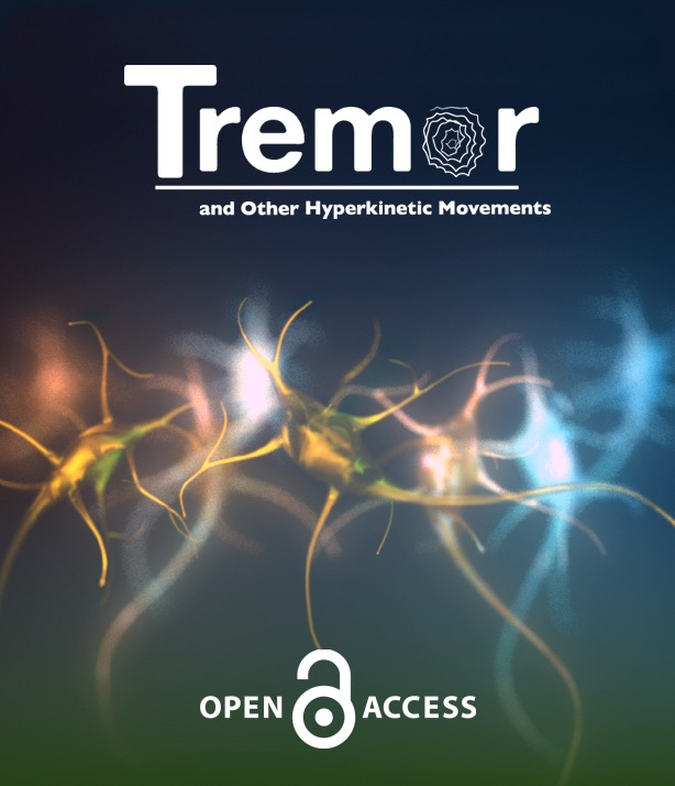 cover image for the Tremor and Other Hyperkinetic Movements journal