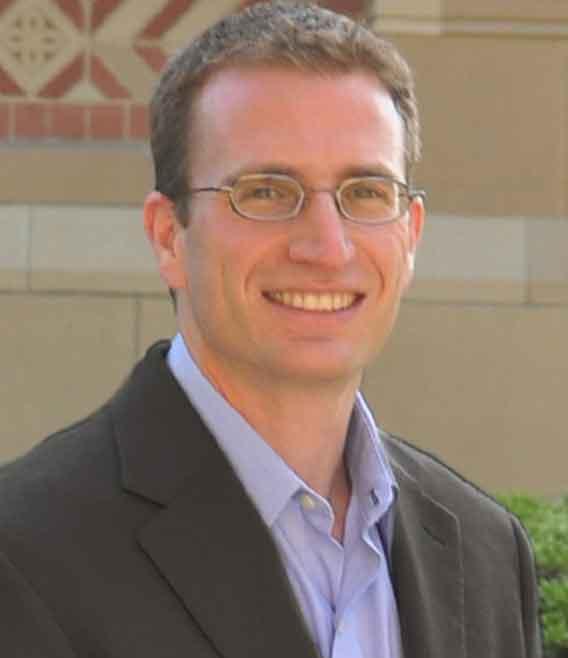 Todd Presner bio picture