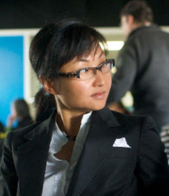 Wendy Chun bio picture