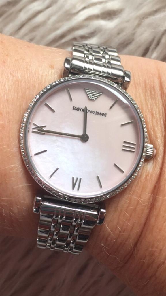 4e961c38 Emporio Armani Watch Classic Ladies D AR1779 Watch
