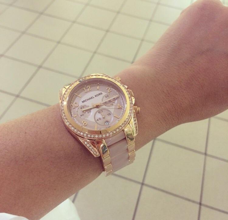 a3ff61d692be Michael Kors Watch Blair Ladies MK5943 Watch