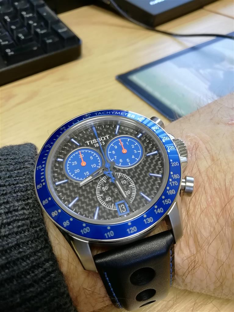 Tissot Watch V8 Alpine Special Edition T1064171620101 Watch