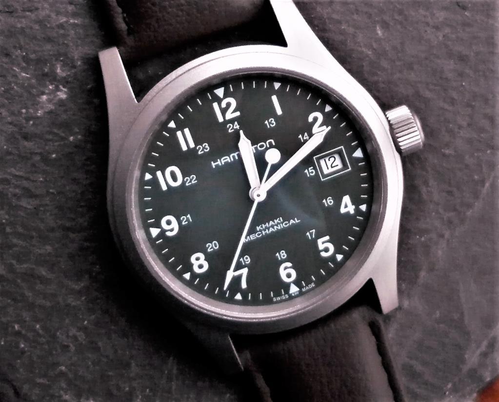 Hamilton Watch Khaki Field Officer Mechanical H69419363 Watch