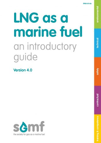LNG as a marine fuel – an introductory guide