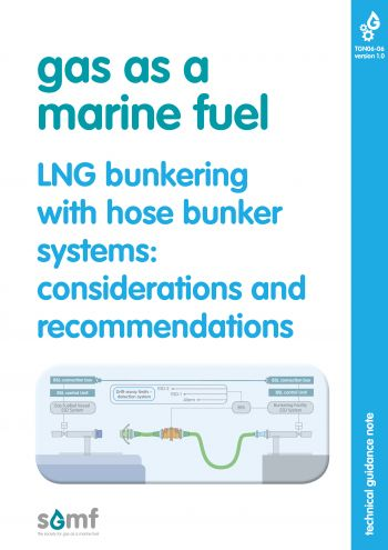 LNG bunkering with hose bunker systems: considerations and recommendations
