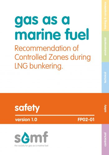 Recommendation of Controlled Zones during LNG bunkering