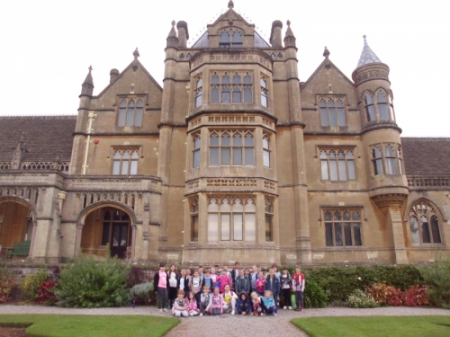 KS2 trip to Tyntesfield House