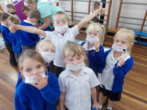 KS1 Dental Workshops