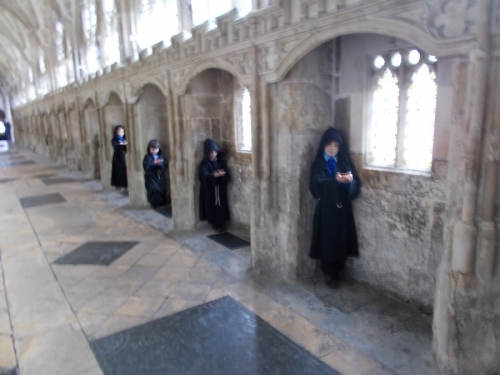 Year 1/2 trip to Gloucester Cathedral
