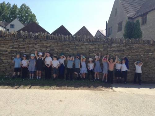 EYFS trip to Cattle Country