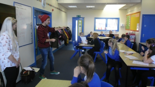 UKS2 Poetry Workshops