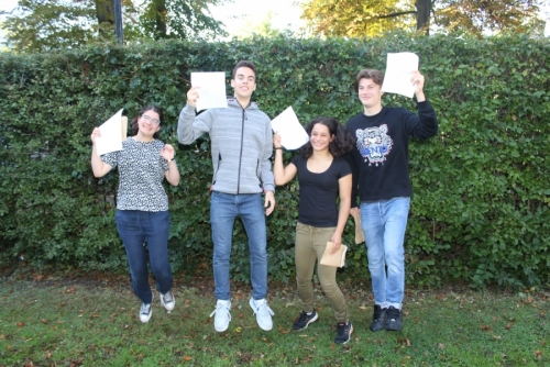 Examination News | Kingsdale Foundation School