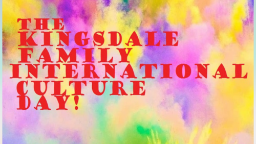 Family International Culture Day 2018