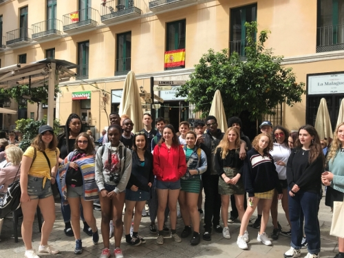 Spanish | Kingsdale Foundation School