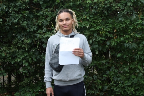 Theo Stephen will be studying Economics at Sussex