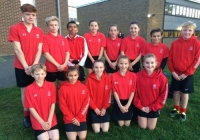 Y7 8 9 Cross Country Trials