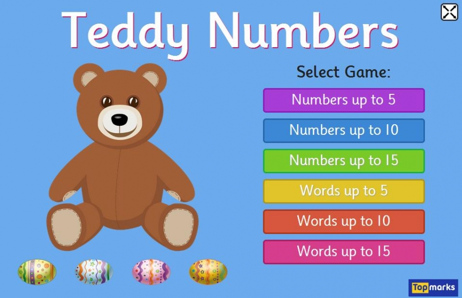 Image result for teddy numbers uk