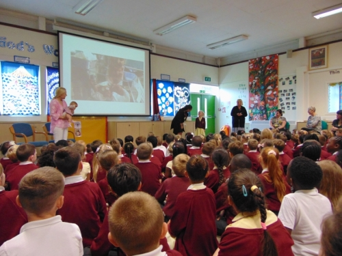NICU Fundraising Assembly