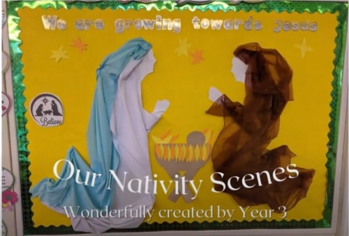 Our Nativity Scenes