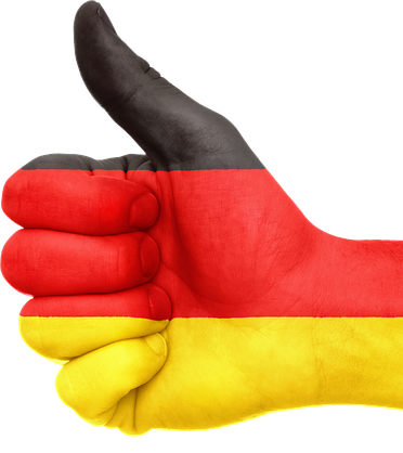 thumbs up deutsch