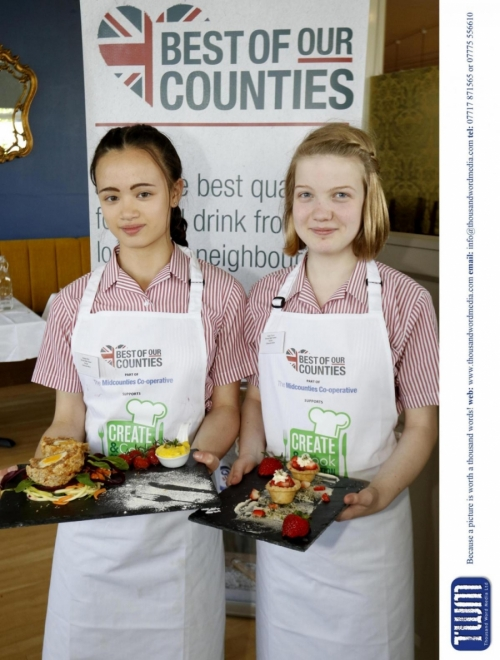 Stroud High Students Named Gloucestershire's Best Young Cooks