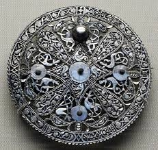 Anglo saxon broach