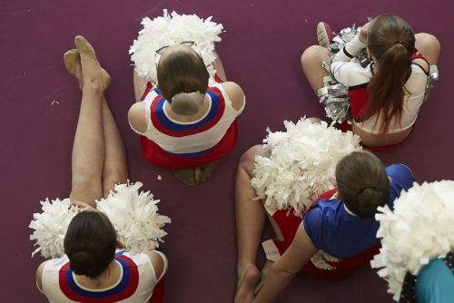 SHS Student Through to European Cheerleading Championships!