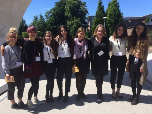 Stroud High Debate Team Makes it to European Youth Parliament Nationals