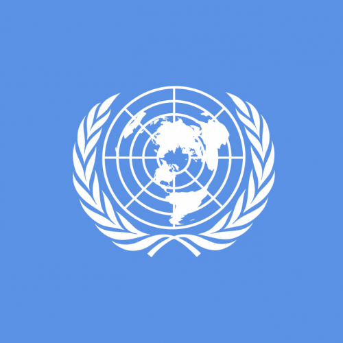 Flag of the United Nations 1945 1947 svg cropped