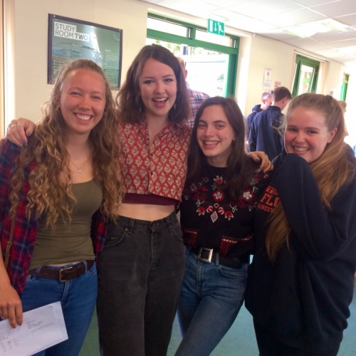 Sixth Form Success at Stroud High School